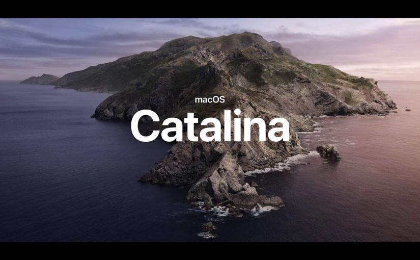Apple ha rilasciato MacOS Catalina 10.15.6