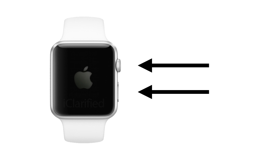Fare screenshot dello schermo dell'Apple Watch