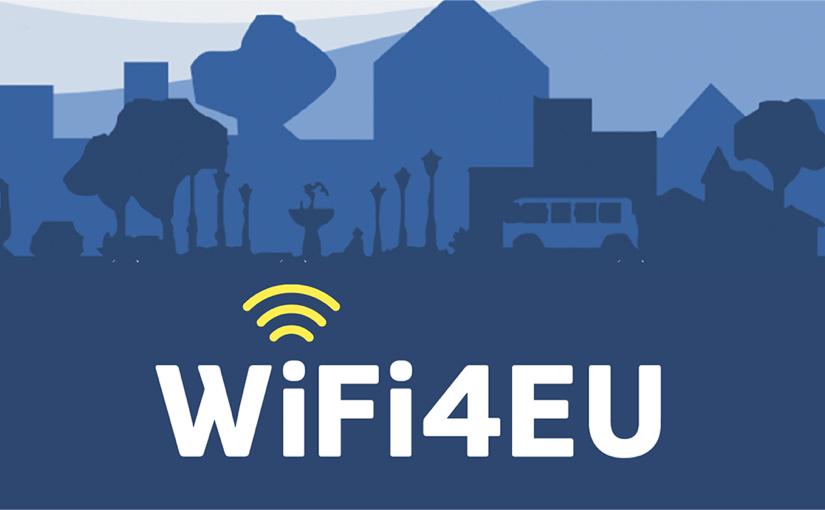 Nuovi voucher per il progetto WiFi4EU