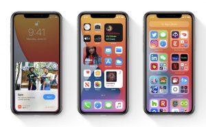 Le nuove schermate di iOS 14