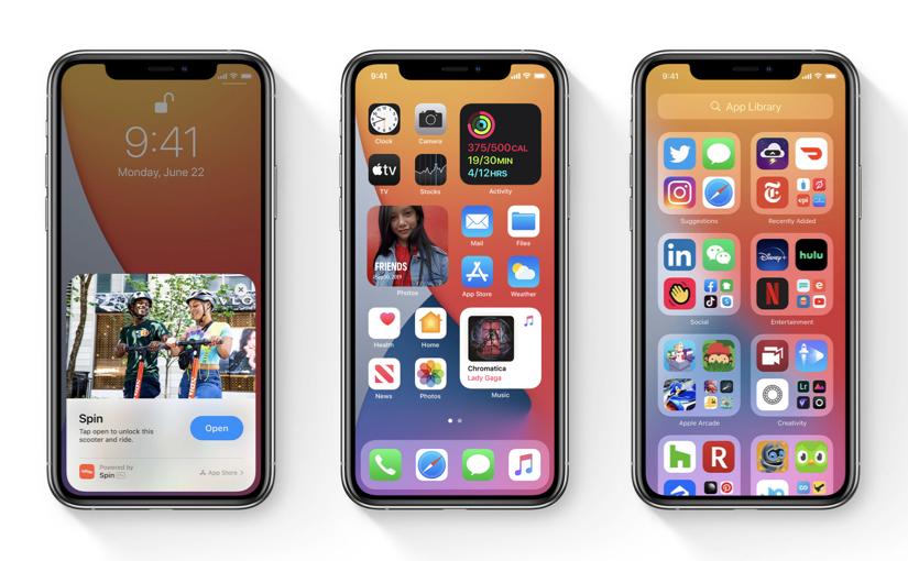 L'elenco dei dispositivi compatibili con iOS e iPadOS 14