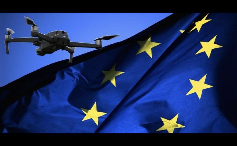 Regolamento europeo droni rinviato al 1°gennaio 2021