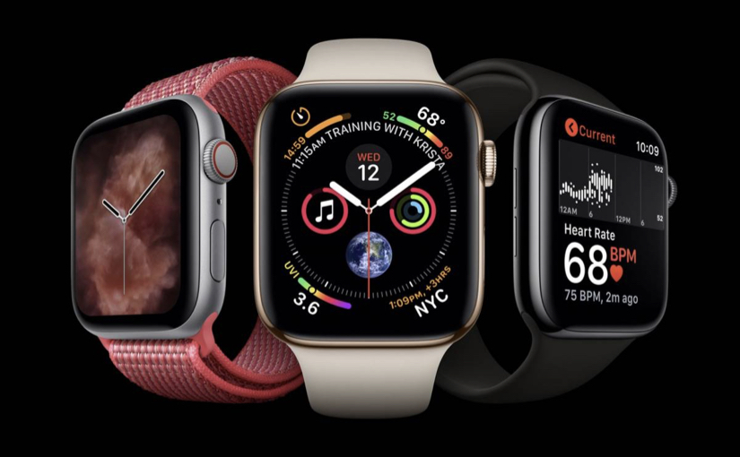 Apple Watch 4 con cassa in acciaio in offerta su Amazon