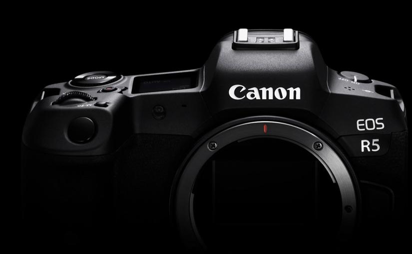 Canon presenta le nuove mirrorless full-frame EOS R5 e R6