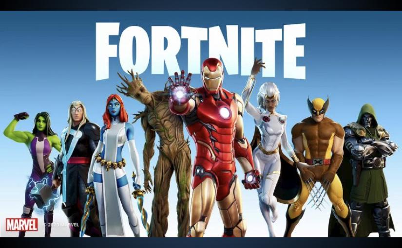 Epic Games - Fortnite stagione 4