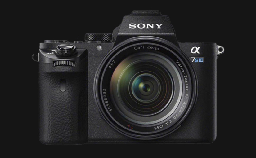 Sony presenta la nuova mirrorless full-frame a7S III