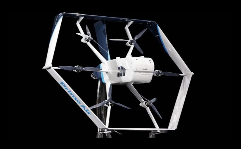 Amazon Prime Air ottiene la certificazione della FAA per le consegne autonome con i droni