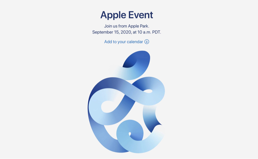 Apple Events 2020_09_15
