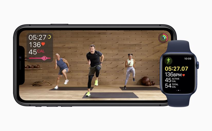 Apple Fitness+, una nuova esperienza di fitness