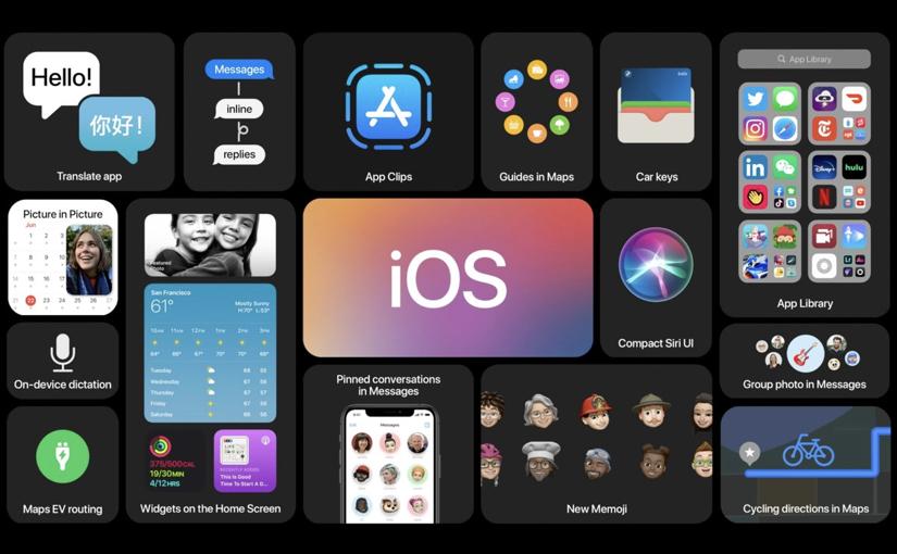 iOS 14, un iPhone sostanzialmente nuovo per tutti
