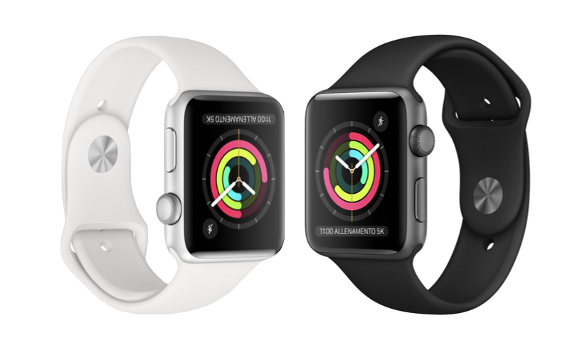 Apple mantiene l'Apple Watch Serie 3 come modello entry-level
