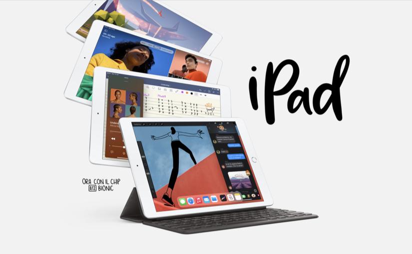 iPad 8. Sempre più versatile, ad un prezzo imbattibile
