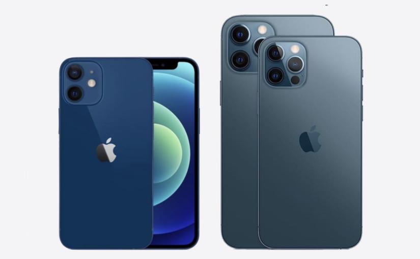 iPhone 12 mini e iPhone 12 Pro Max non sono ancora autorizzati