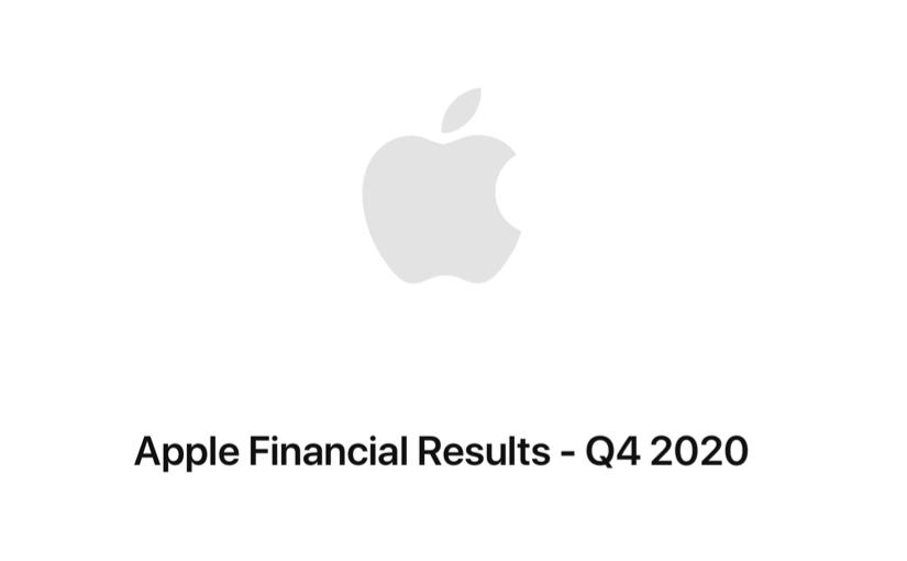 Fatturato record per Apple, bene Mac, iPad e indossabili