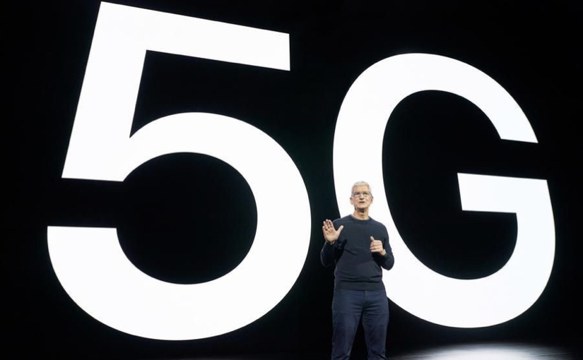 5G, Apple e Tim Cook