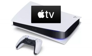 Apple TV su Playstation 4 e 5