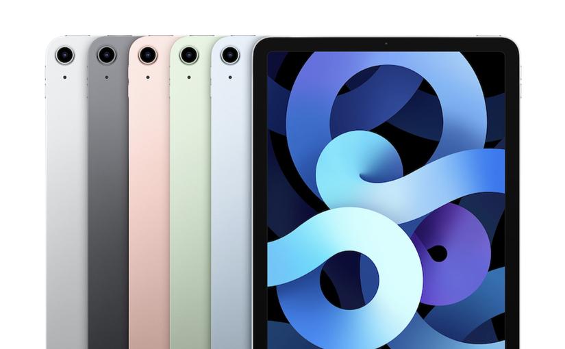 Gli iPad Air stanno arrivando negli Apple Store, rilascio imminente !