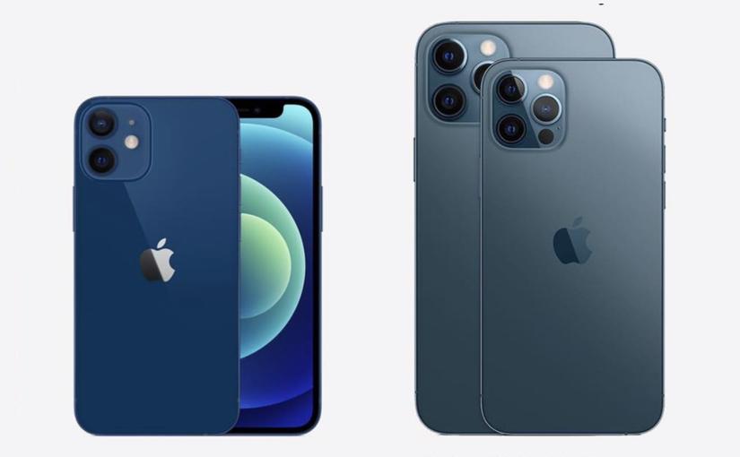iPhone 12 mini e Pro Max