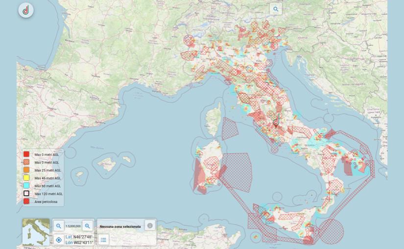 D-Flight aggiunge i parchi naturali alle mappe ufficiali