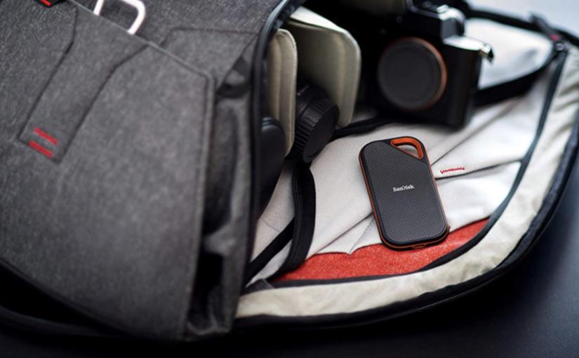 Sandisk rinnova la gamma Extreme Portable SSD, raddoppia la velocità