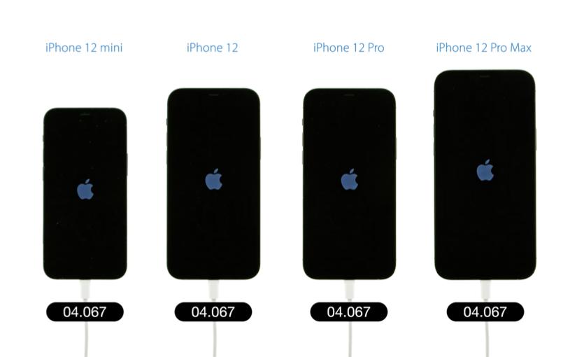 Boot Speed Test per gli iPhone 12