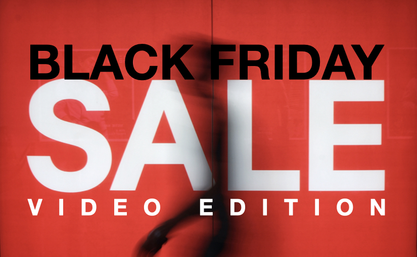 Black Friday TV e Video