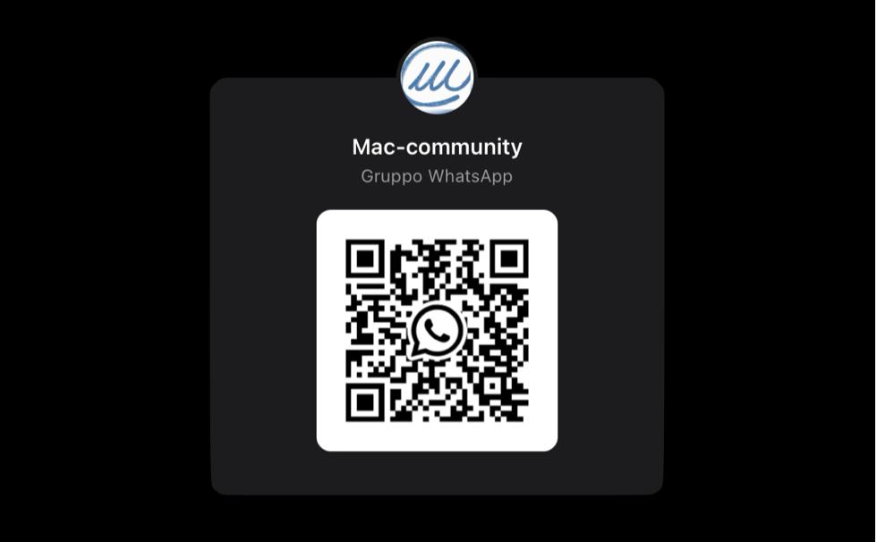 Mac-Community Chat
