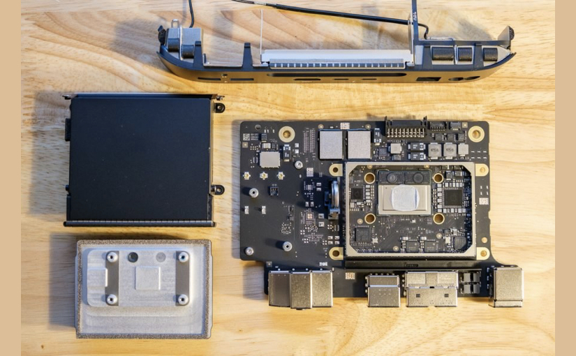 Teardown per il Mac mini con SoC M1