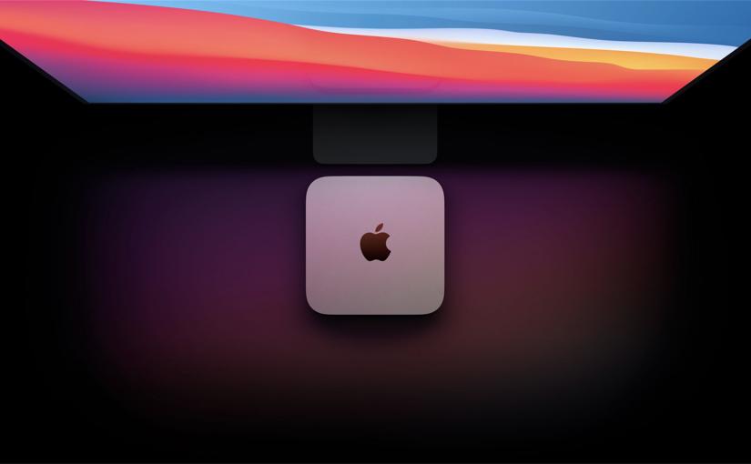 Mac mini con processore M1