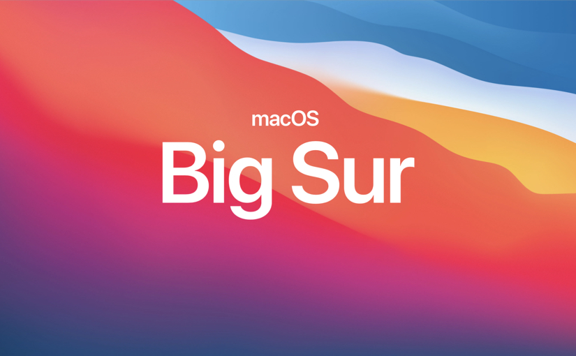 Apple rilascia MacOS Big Sur, già disponibile la 11.0.1