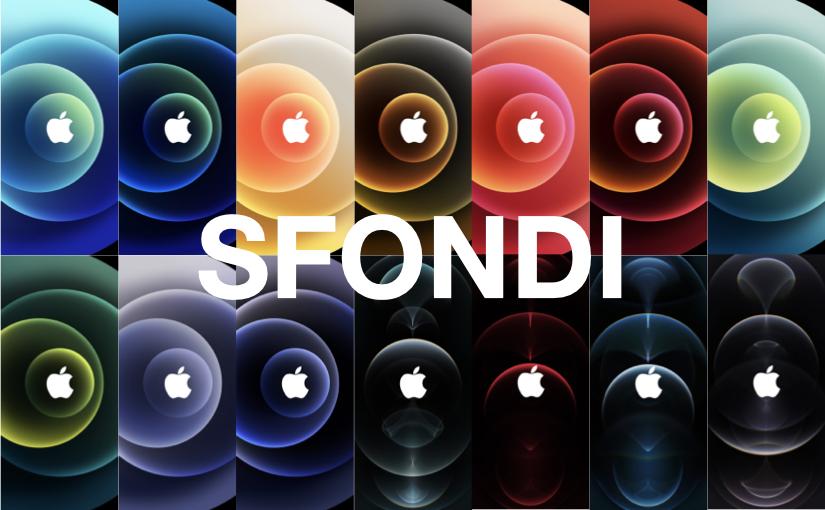 Sfondi iPhone 12