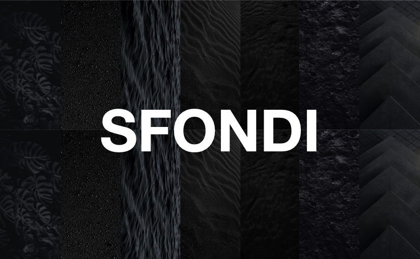 Sfondi Total Black