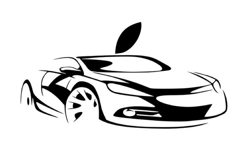 Apple Project Titan illustrazione