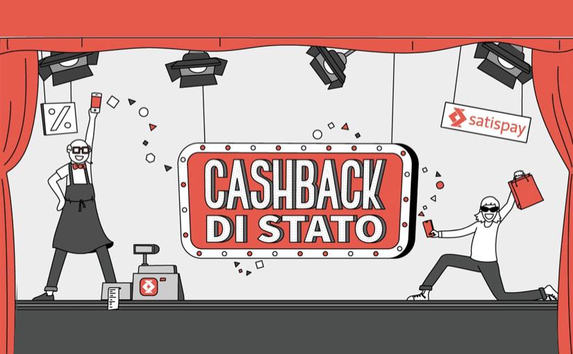 Registrarsi al Cashback di Stato con Satispay