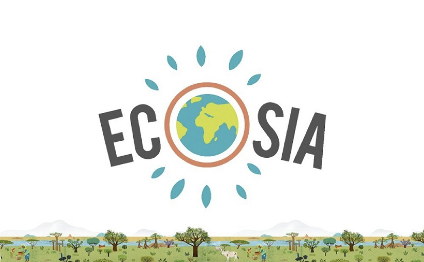 Ecosia, voi fate ricerche sul web e loro piantano alberi