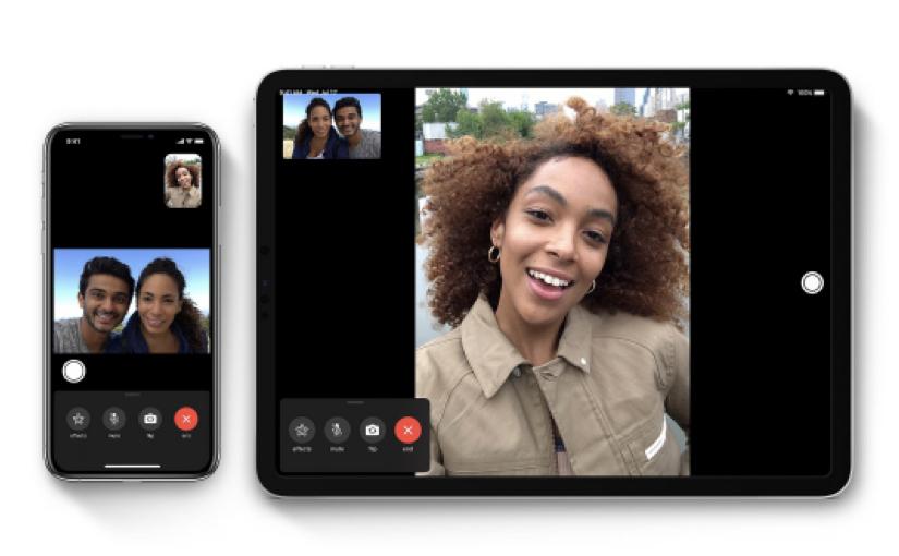 FaceTime video Calls