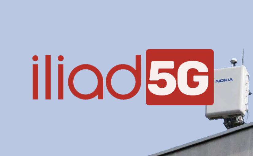 Lancio imminente per la rete 5G targata Iliad