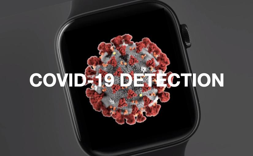 Gli smartwhatch possono aiutare ad individuare il Covid-19 prima della comparsa dei sintomi