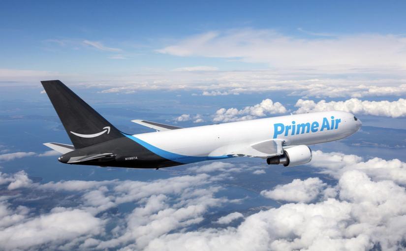 Amazon compra 11 Boeing 767 per muovere le merci