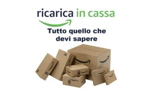 Amazon.it - Ricarica in Cassa