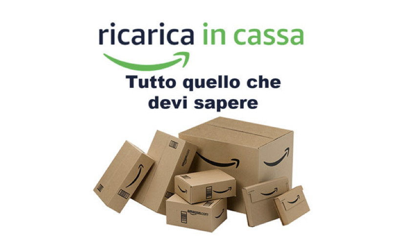 Comprare su Amazon.it in contanti