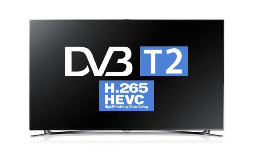 Transizione al nuovo digitale DVB-T2 HEVC