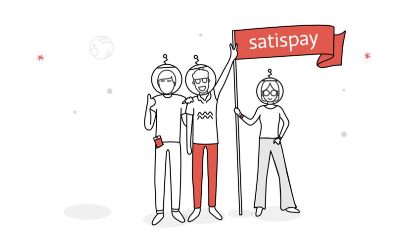 Satispay introduce la ricarica istantenea