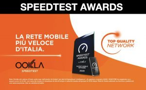 Speedtest Awards by Ookla