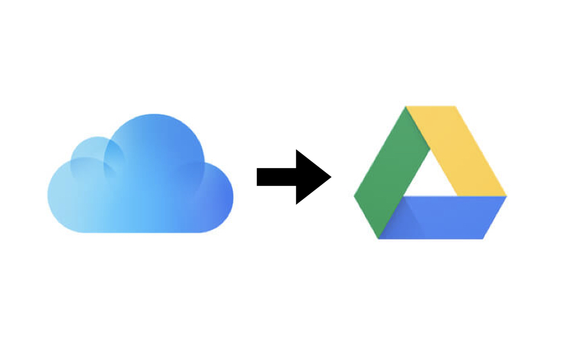 Trasferire foto e video da iCloud a Google Photos