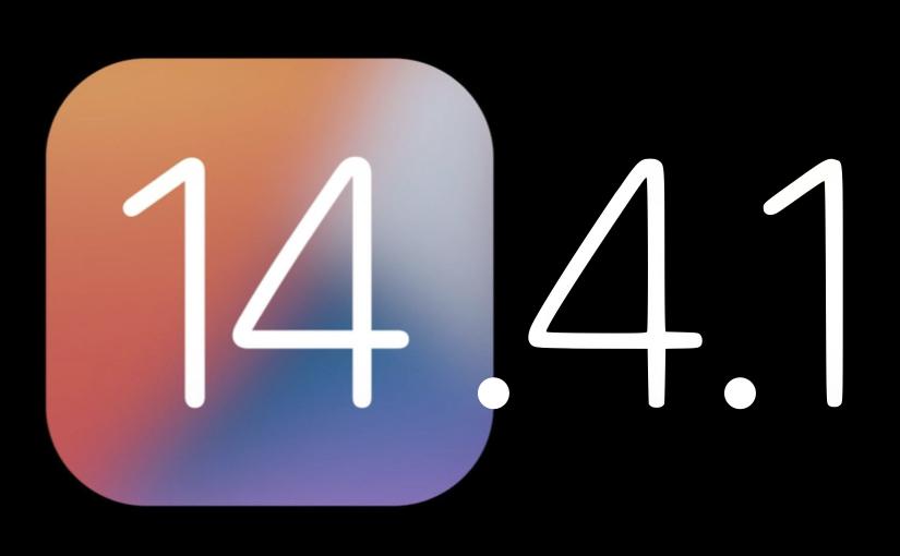 Apple ha rilasciato iOS e iPadOS 14.4.1