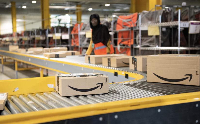 Tre nuovi centri di distribuzione Amazon in Veneto