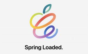 Spring Loaded, evento Apple martini 20 aprile 2021