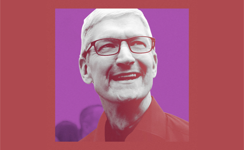 Tim Cook intervistato dal New York Times
