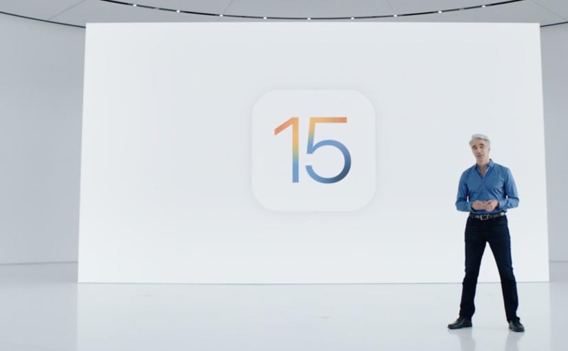 iOS 15, dispositivi compatibili